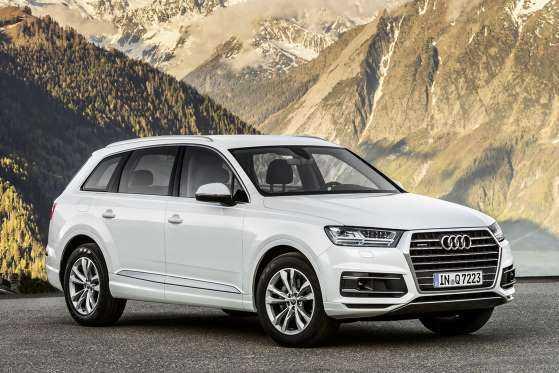 Audi Q7: фото обзор, отзывы, краш-тест