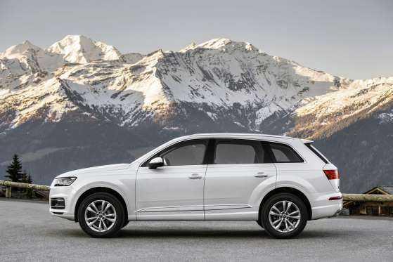 Audi Q7: фото обзор2