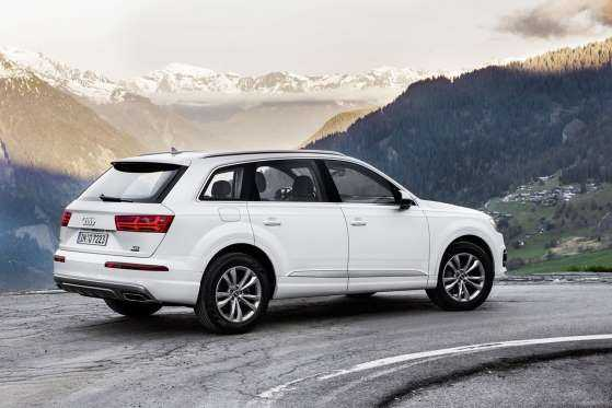 Audi Q7: фото обзор3