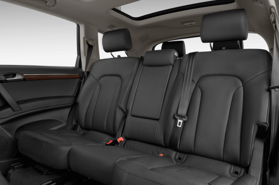 Audi Q7: фото обзор-интерьер2