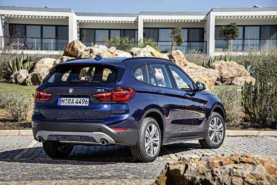 BMW X1: цена, фото, отзывы1