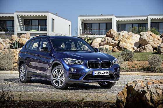 BMW X1: цена, фото, характеристики