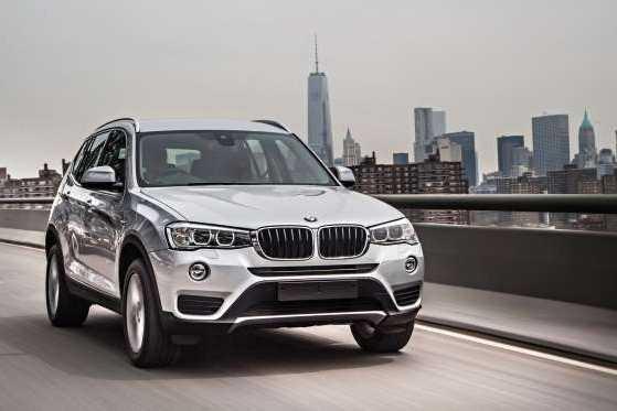 BMW X3: фото и характеристики