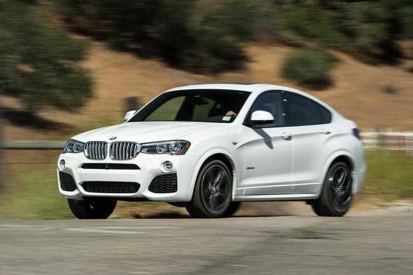 BMW X4: фото обзор, характеристики
