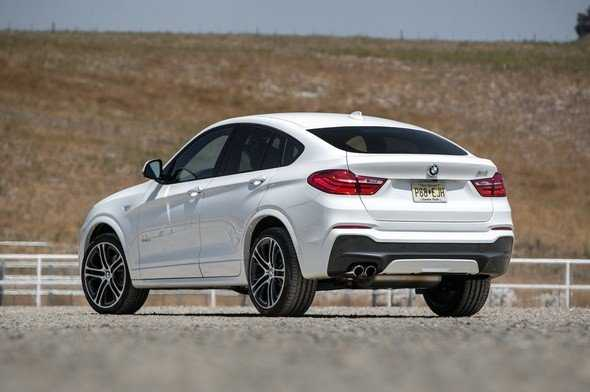 BMW X4: фото обзор, характеристики1
