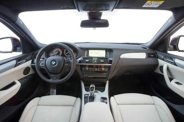 BMW X4: фото обзор, характеристики2