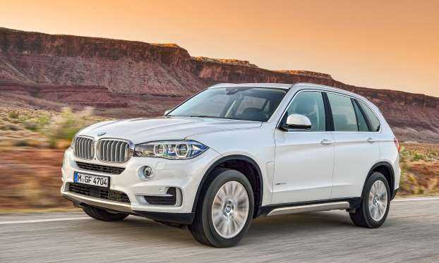 BMW X5: характеристики и фото