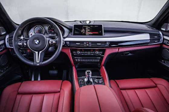 BMW X5: характеристики и фото внутри