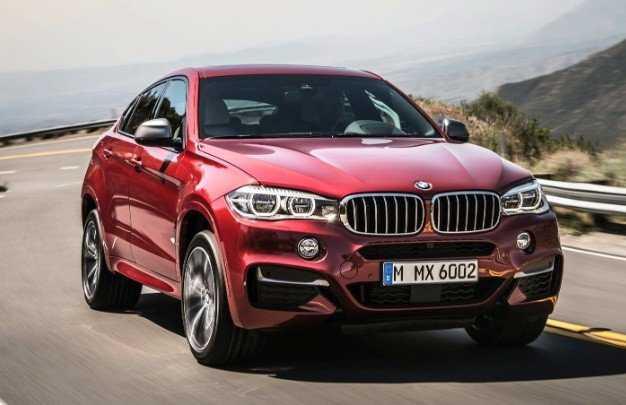 BMW X6: обзор и характеристики