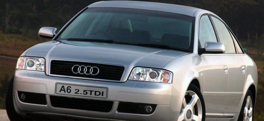 Audi А6 С5 - Опыт эксплуатации