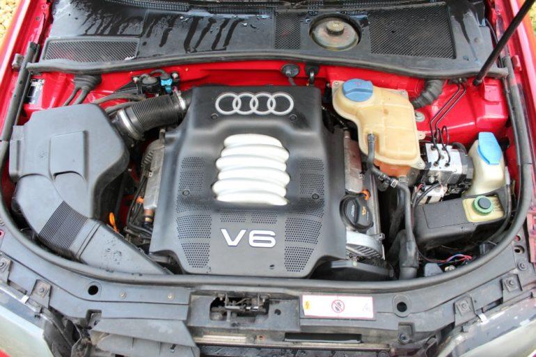 Audi А6 С5 - Опыт эксплуатации двигатель