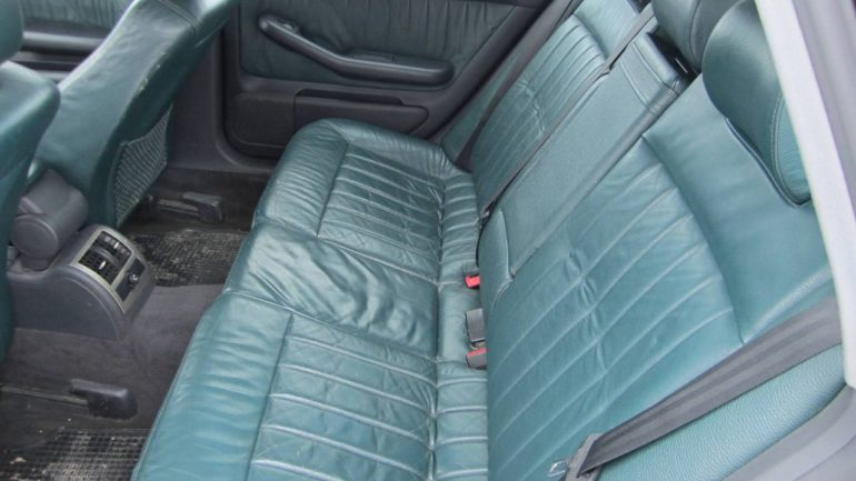 Audi А6 С5 - Опыт эксплуатации салон зад