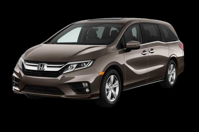 Honda Odyssey 2019 модельного года