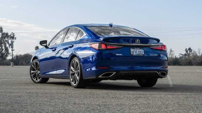 Первый тест Lexus ES 350