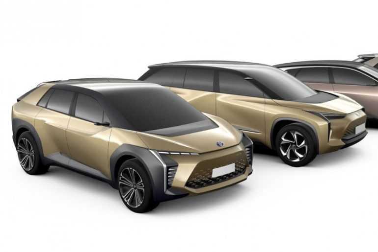 Toyota рассказала о планах электрификации компании