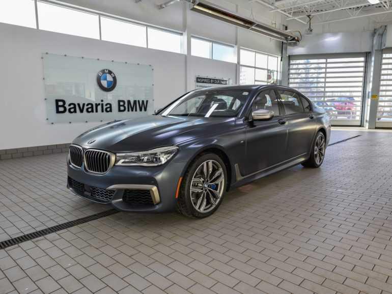 Обзор автомобиля BMW 7-series