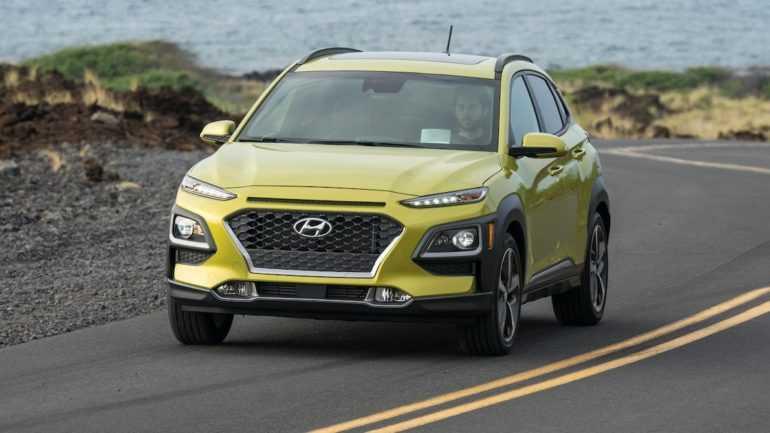 Hyundai Kona Limited