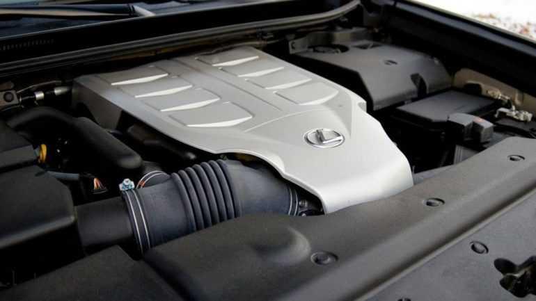 характеристики внедорожника Lexus GX 460