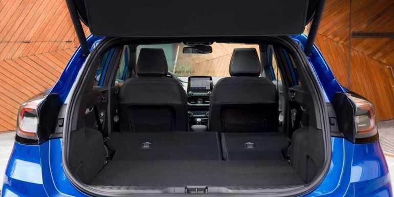 новый компакт кроссовер Ford Puma