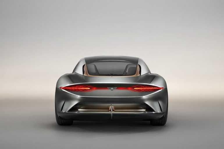 электрический концепт-кар Bentley EXP 100GT