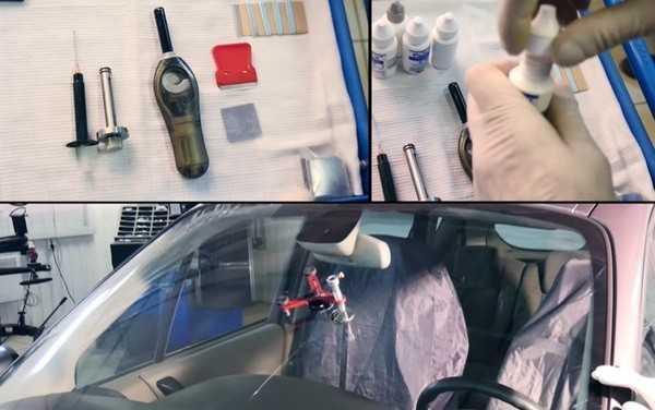 профессиональный ремонт трещин