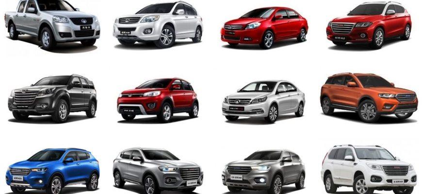 Самые популярные авто сегмента SUV в России