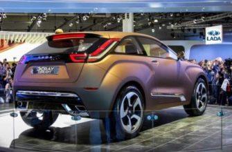 Lada XRAY готовит «клубную» версию