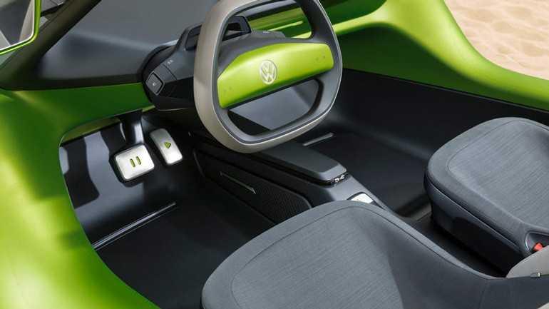 электрический багги Volkswagen ID Buggy