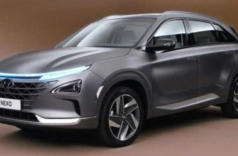 кроссовер Hyundai NEXO