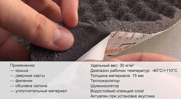 шумофф герметон