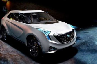 субкомпактный внедорожник Hyundai AX