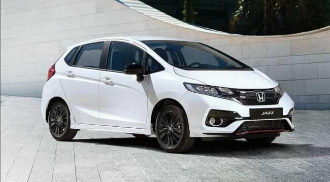 Новая версия хэтчбека Honda Jazz Twin