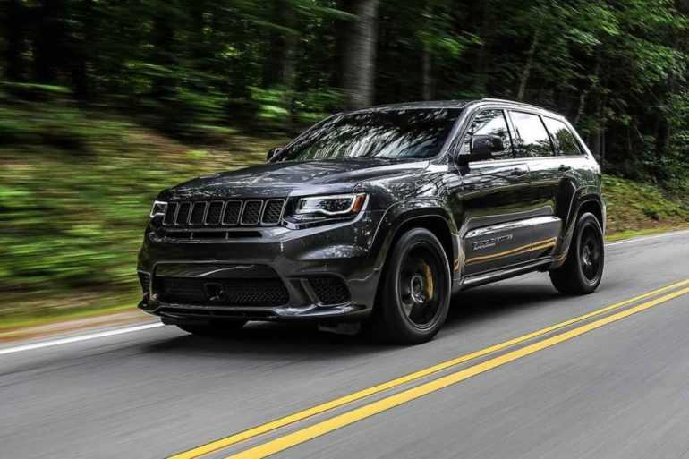 Jeep Grand Cherokee Trackhawk 2021