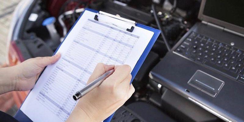 Регистрация автомобиля без VIN кода