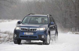 опыт эксплуатации Subaru Forester