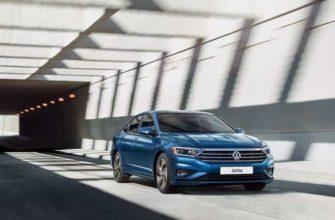 Volkswagen Jetta возвращается на российский рынок