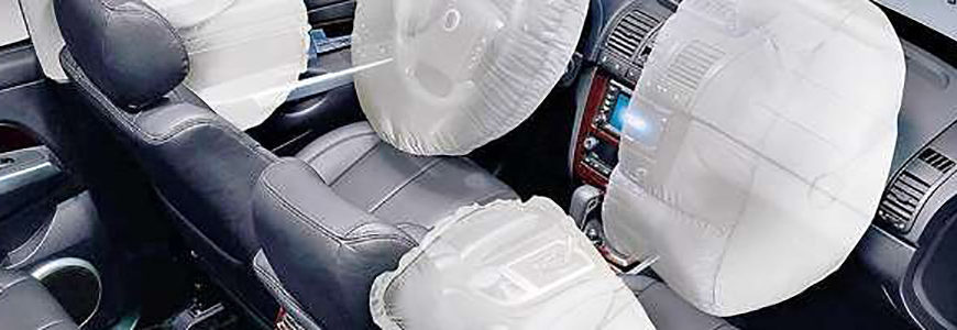 Как проверить подушки безопасности при покупке авто