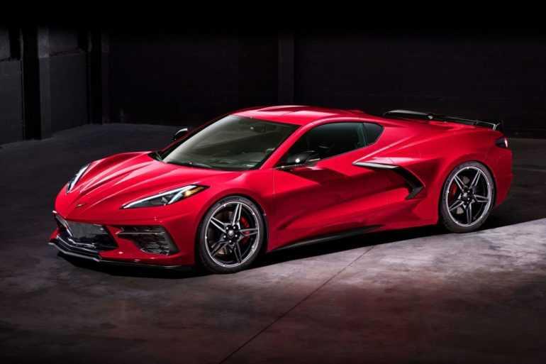 Chevrolet Corvette Roadster 2020