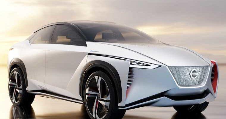 Nissan анонсировал выход нового электрического кроссовера