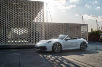 Новый Porsche 911 Carrera 4