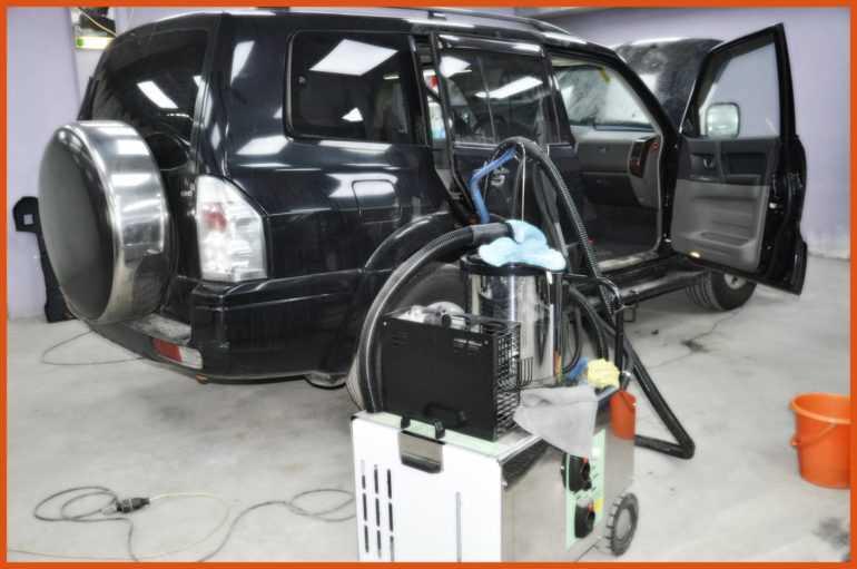 Предпродажная подготовка подержанного автомобиля