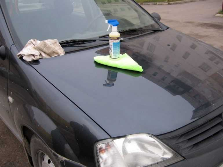 Чем примечательна сухая мойка автомобиля