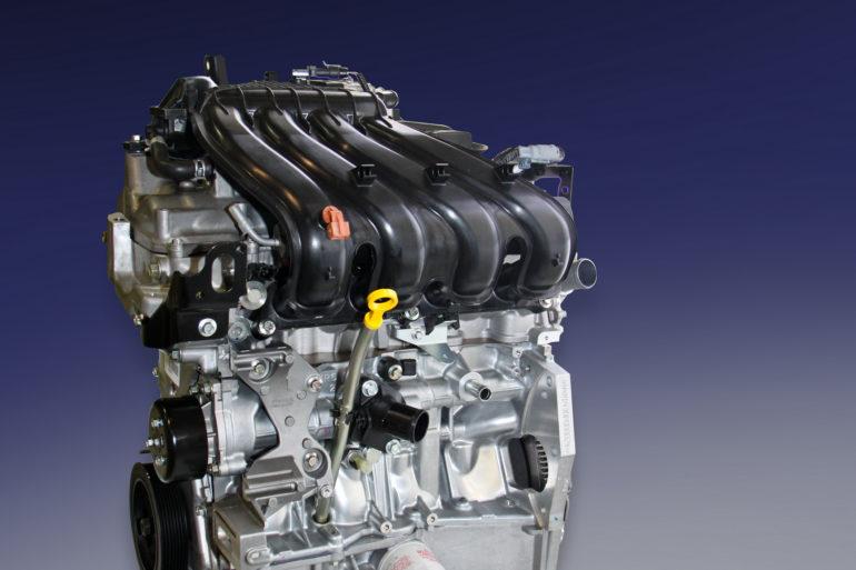 Двигатель H4Mk (он же HR16DE)