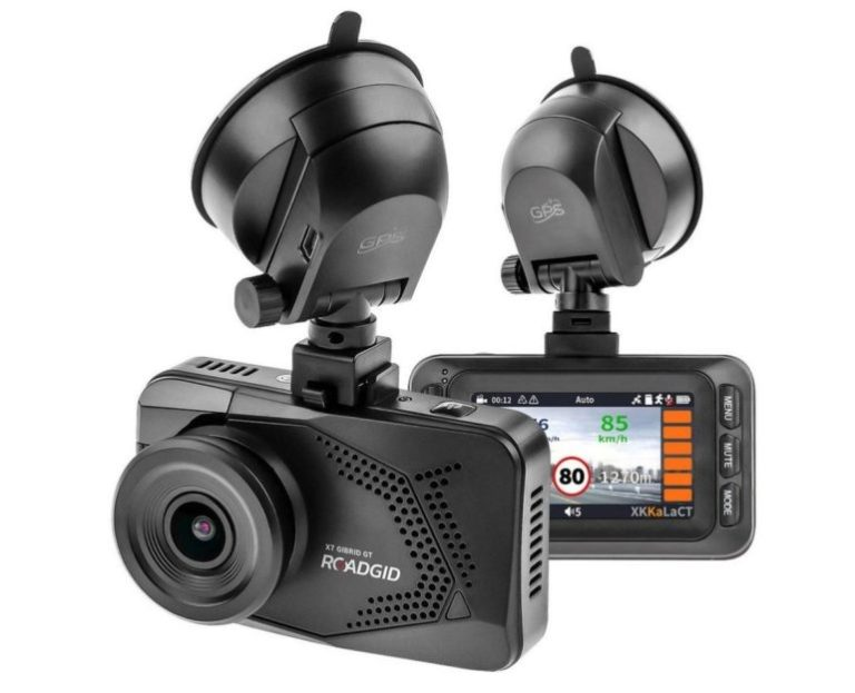 Видеорегистратор Roadgid X7 Gibrid GT 5в1 в Артёме