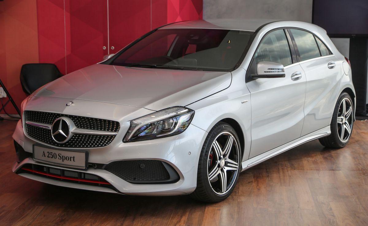 A-Class от Mercedes