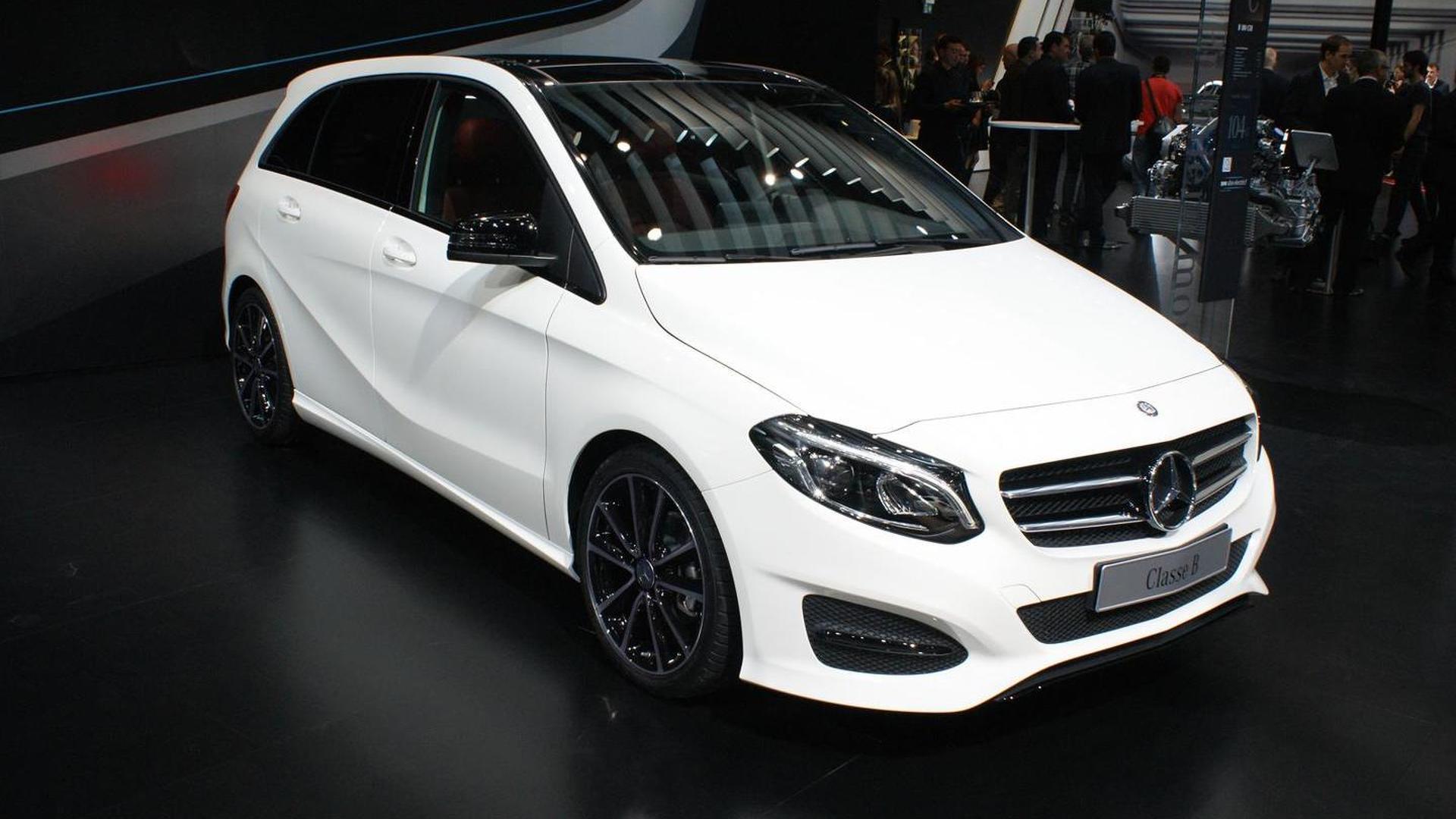 B-Class от Mercedes