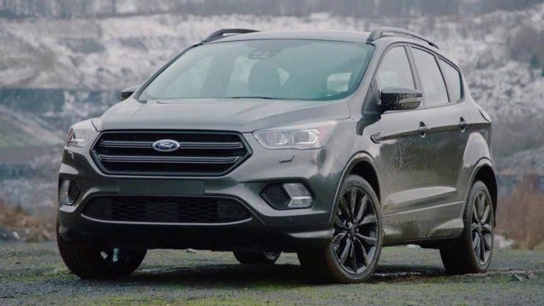 Обзор Ford Kuga 2016 года