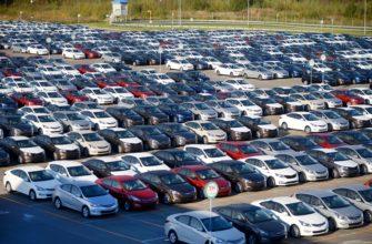 Причины популярности б/у автомобилей