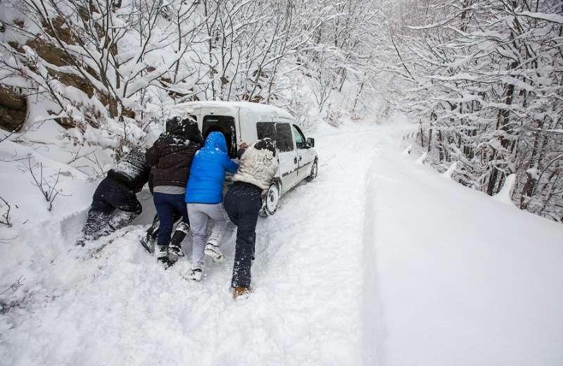 Чего нельзя делать при запуске дизеля зимой