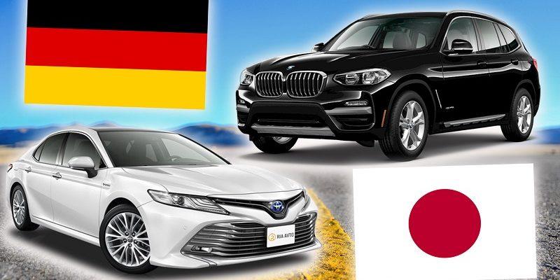 Японские или немецкие автомобили – что лучше?